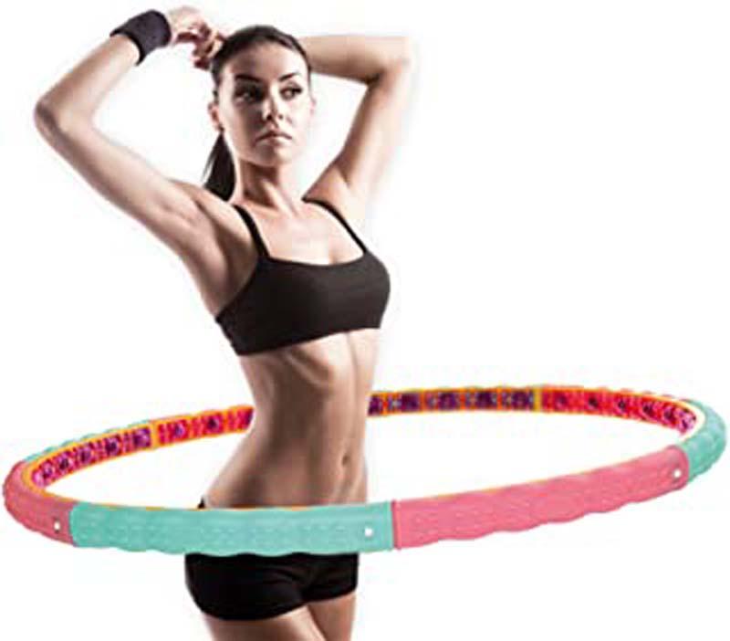 ᐅ Le meilleur hula hoop : notre avis en 2021 !